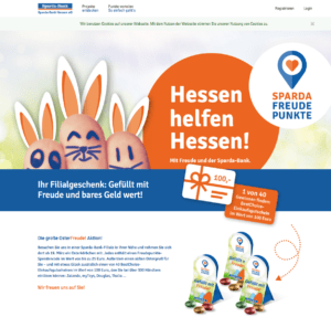 Sparda-Bank Hessen Osteraktion Gewinner-Codes Gewinnspiel